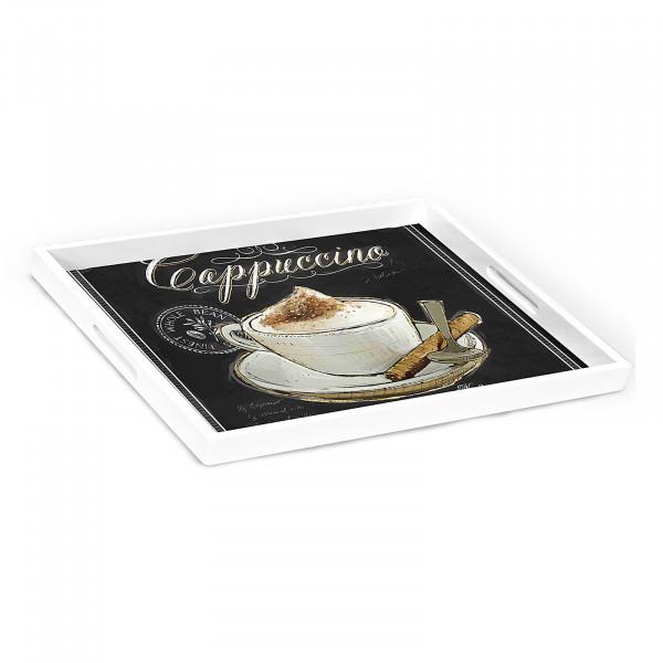 HTI-Line Cappuccino Tablett