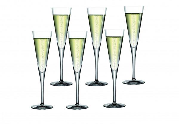Stölzle Sparkling & Water Champagnerkelch 6er-Set