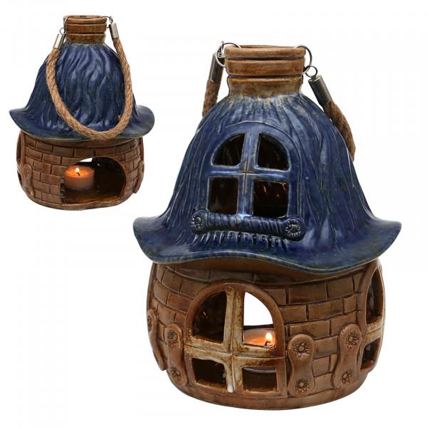 Sigro Haus Porzellan Windlicht
