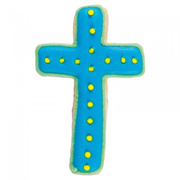 Städter Taufe Ausstechform Kreuz