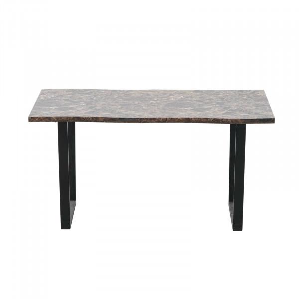 HTI-Line Detroit Tisch Detroit marmor dunkel