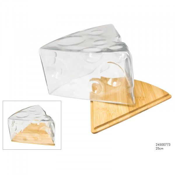 neuetischkultur Käseecke Käsebrett mit Haube