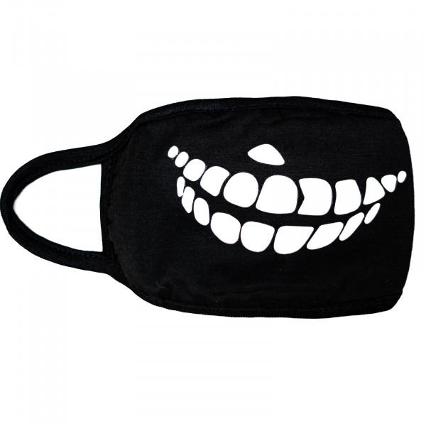 HTI-Line Big Teeth Mund-Nasen-Bedeckung