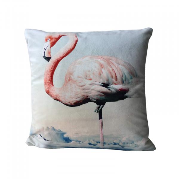 HTI-Line Flamingo Dekokissen