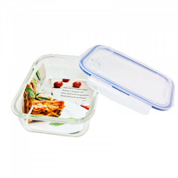 neuetischkultur Ofenschale rechteckig mit Deckel Ofenschale rechteckig mit Deckel