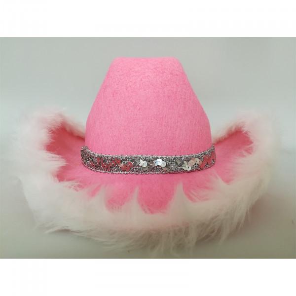 HTI-Living Cowboy Karnevalshut