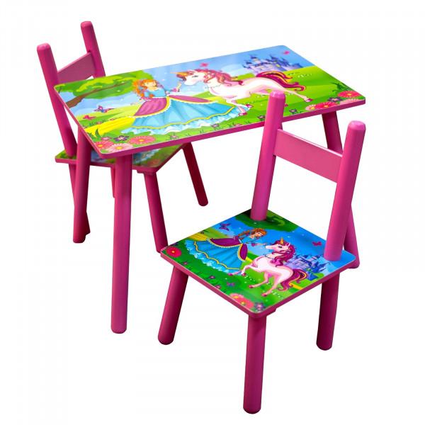 HTI-Line Einhorn Kindertischgruppe