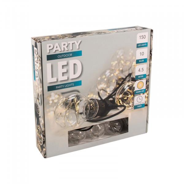 HTI-Living Partylichterkette Partylichterkette