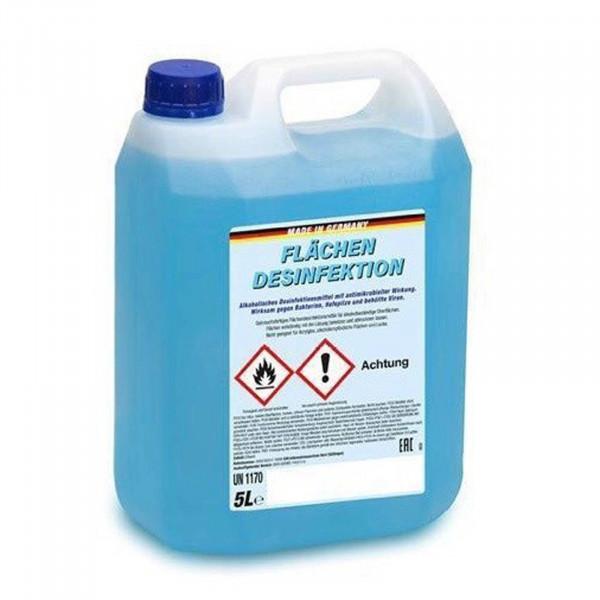 HTI-Living Alkoholischer Flächenreiniger Flächenreiniger DS Clean 5 Liter