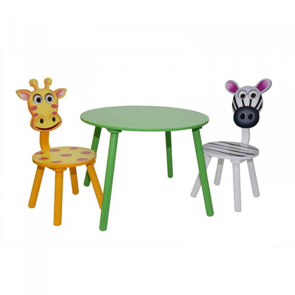 HTI-Line Zebra Kindertischgruppe