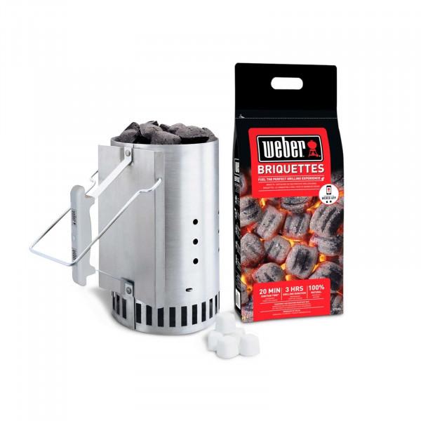 Weber Rapidfire Anzünd-Set