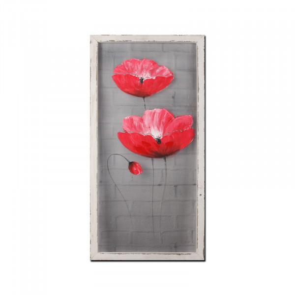 NTK-Collection Mohnblume Wandbild