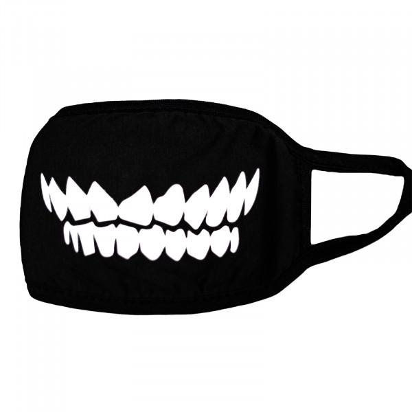 HTI-Line Teeth Mund-Nasen-Bedeckung