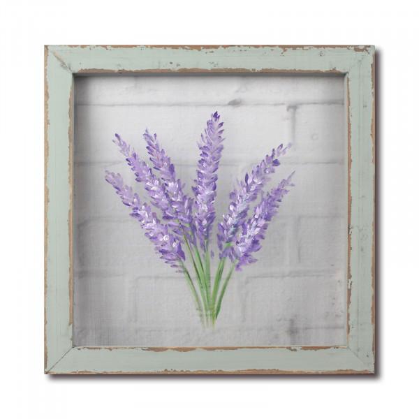 NTK-Collection Lavendel Wandbild