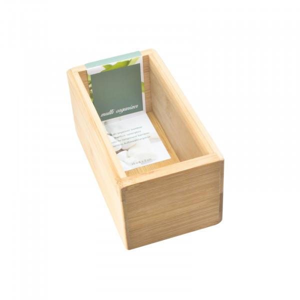 neuetischkultur Bambus Aufbewahrungsbox