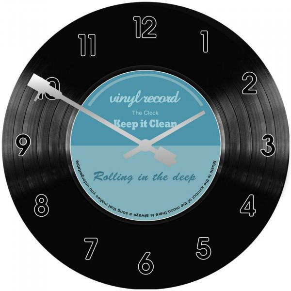 HTI-Line Vinyl Wanduhr