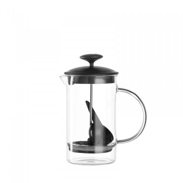 Leonardo Caffe Kaffeebereiter mit Löffel