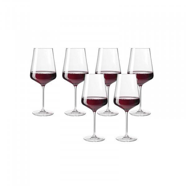 Leonardo Puccini Rotweinglas 6er-Set
