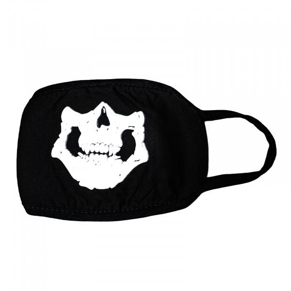 HTI-Line Skull Mund-Nasen-Bedeckung