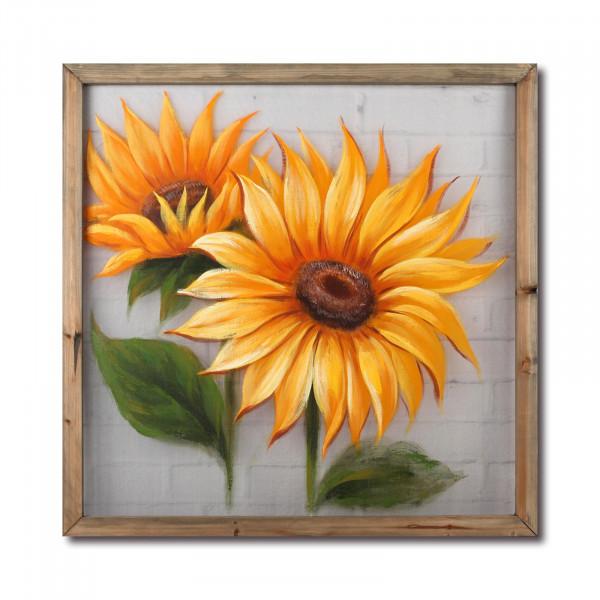 NTK-Collection Sonnenblume Wandbild