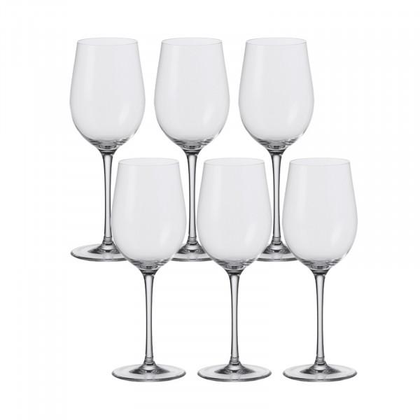 Leonardo Ciao+ Weißwein-Glas, 6er-Set