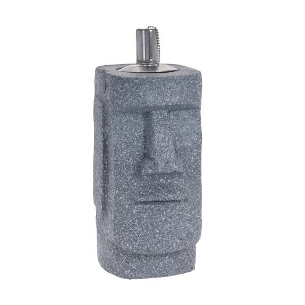 HTI-Living Moai-Figur Öllampe