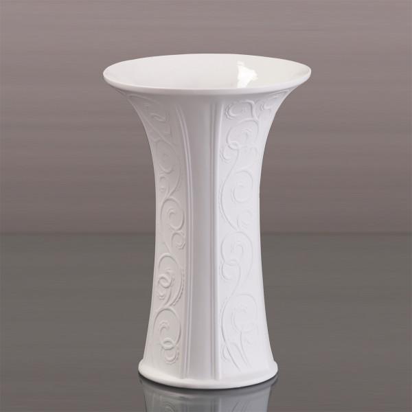 Kaiser Porzellan Girlande biskuit Vase