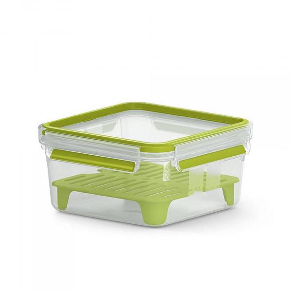 Emsa Clip Go Sandwichbox XL mit Einsatz