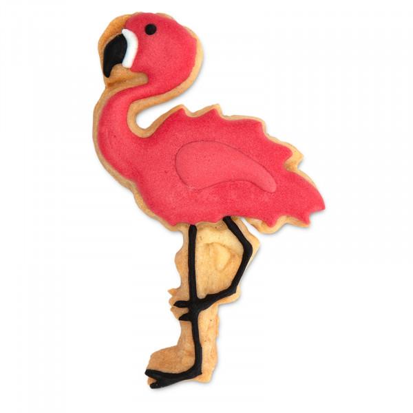 Städter Tiere Ausstechform Flamingo