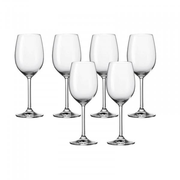 Leonardo Daily Weißweinglas 6er-Set