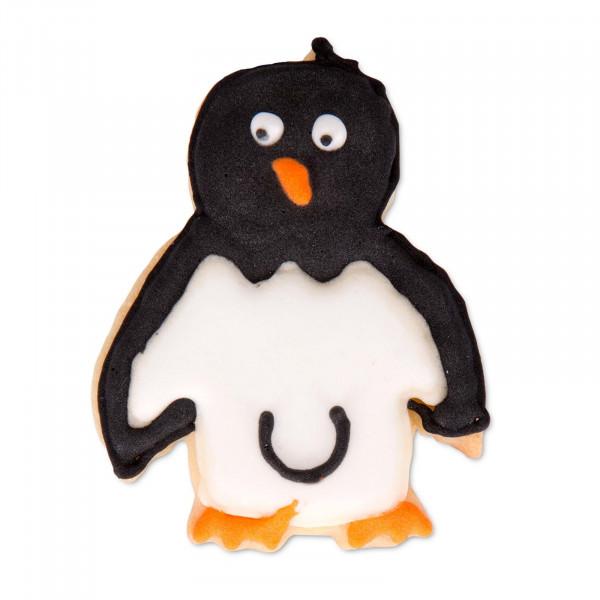 Städter Tiere Ausstechform Pinguin