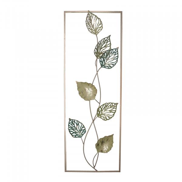 NTK-Collection Silhouette Blätter Wanddeko